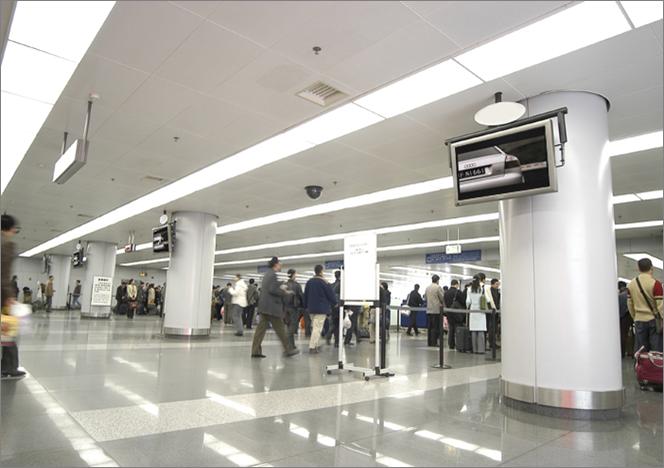 机场车站信息发布系统解决方案